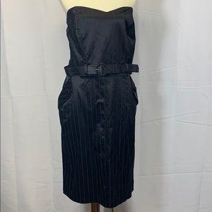 Torrid strapless dress w/ pockets 12
